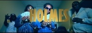 Video: Migos Ft Gucci Mane & Young Scooter - Holmes